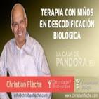 Terapia con niños en Descodificación Biológica por Christian Flèche - Biodescodificación