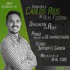 Radio AudioFit #11 - Carlos Ríos