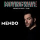 2018/05/04 Moving wave | Mendo