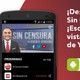 Podcast Sin Censura con @VicenteSerrano 041017