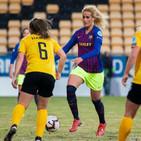 #FutFemFootballin - El Barcelona ya está en semifinales de la Champions League 1x104