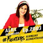 """ALBA QUADRADO: vivir diariamente con alergias """"RARAS"""" que te pueden matar."""