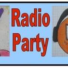 Primer Programa de RadioParty Luis Cernuda