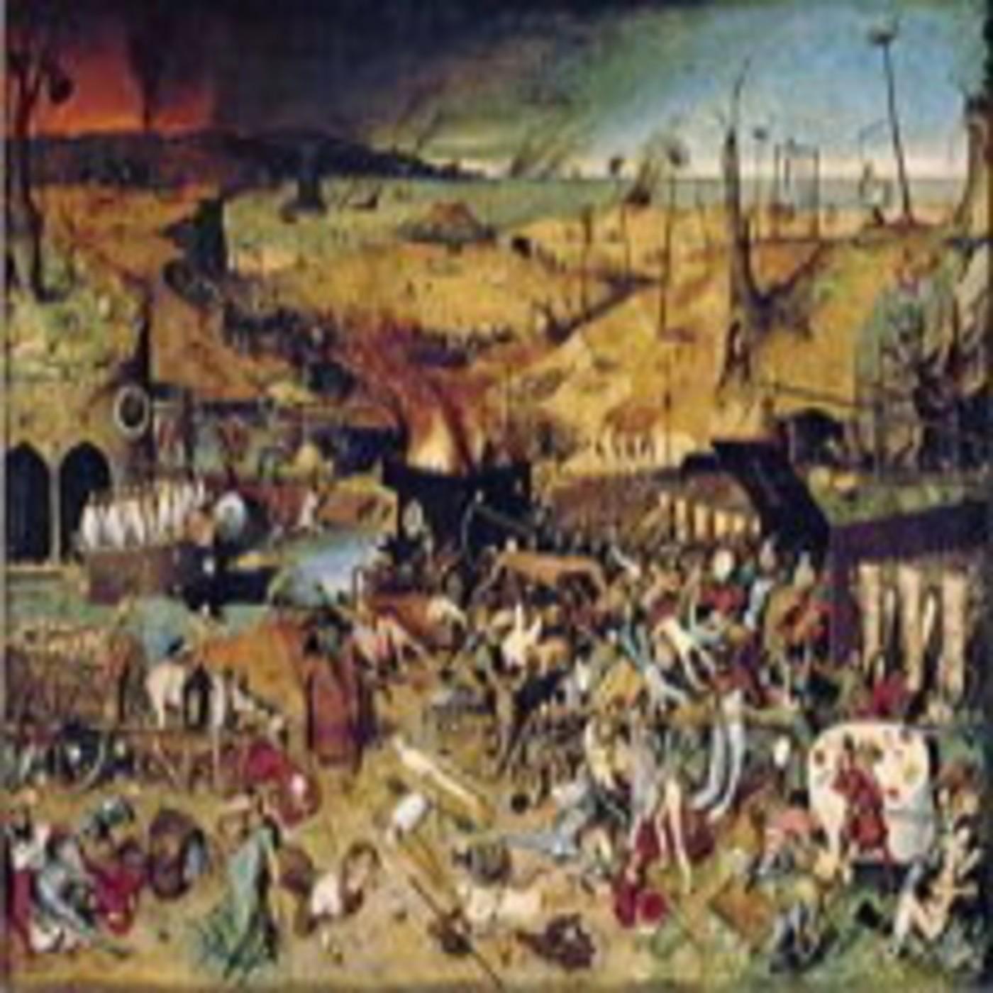 La peste negra, la epidemia más mortífera de la Edad Media