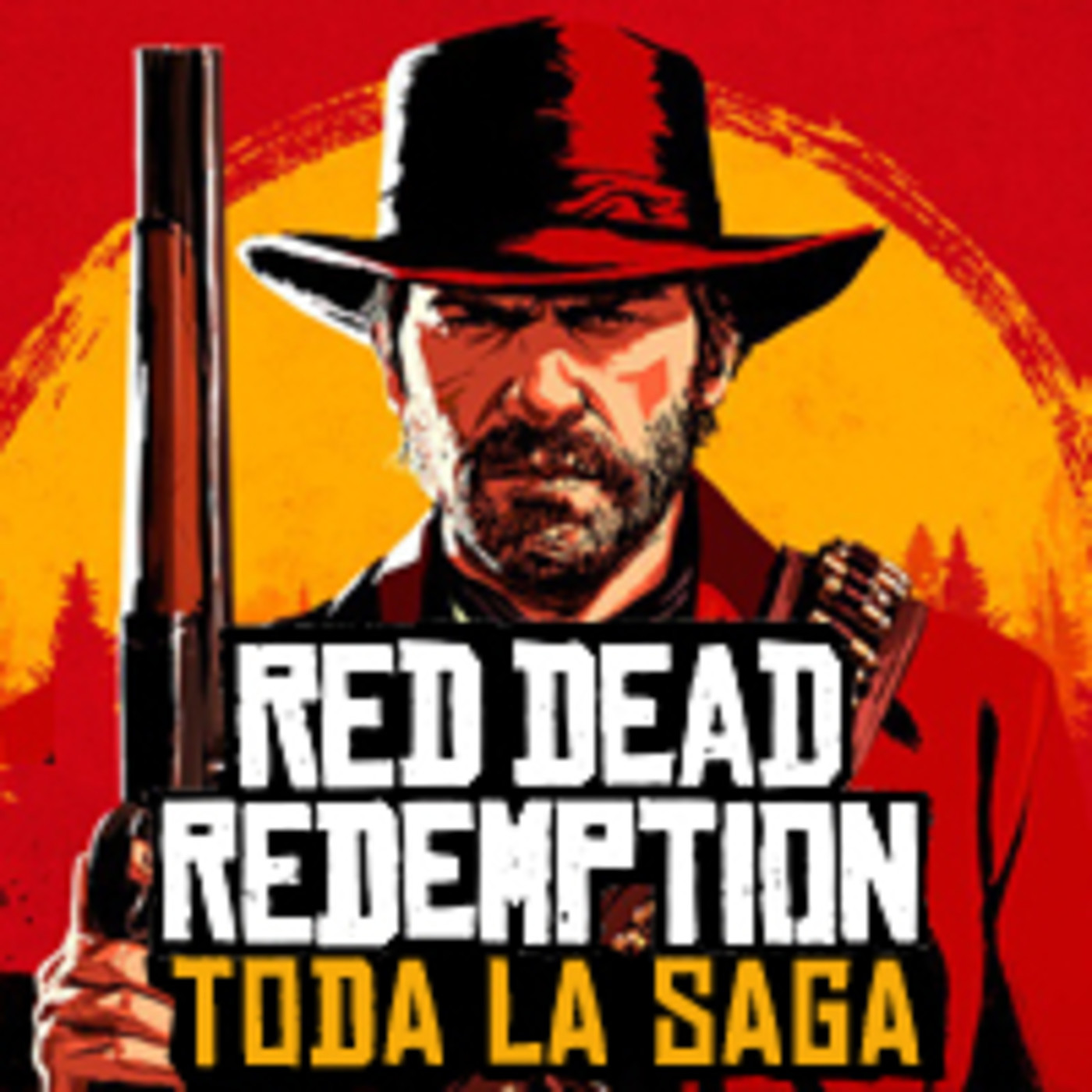 LODE 9x25 –Archivo Ligero– RED DEAD REDEMPTION toda la saga