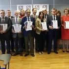 Entrega de los certificados del sello de calidad en edición académica CEA-APQ