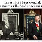 Investidura Presidencial: ¿La misma silla desde hace un siglo?