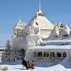 Trotamundos - La nieve como escenario fílmico