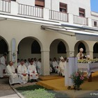Historia de la Fiesta de Cristo Sacerdote- 1
