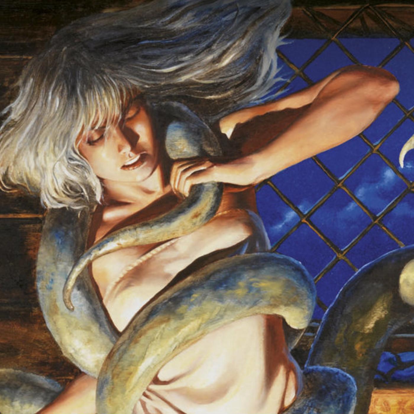 Marada. la mujer lobo, de Chris Claremont y John Bolton