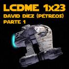 La Cantina de Mos Eisley - Ep 1x23 - David Díez (Pétreos) (Parte1)