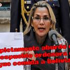 #OpiniónEnSerio 22-Nov-19: ¡Absurdas acusaciones de golpistas contra @evoespueblo y @LopezObrador_!. @youtube