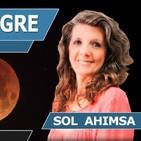 LUNA DE SANGRE, ECLIPSE JULIO 2018 con Sol Ahimsa