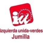 María Ríos, concejal de IU-Verdes Jumilla 070618