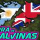 1x76 La guerra de MALVINAS