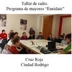 Taller de radio en cruz roja ciudad rodrigo