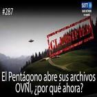 El Pentágono Abre sus Archivos Ovnis, ¿Por Qué Ahora? - Sott Radio (26-7-2020) Agenda - Cointelpro