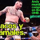 P171: El gran triunfo del boxeador Andy Ruiz vs Antony Joshua.