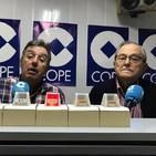 SENDERISMO INFANTIL y JORNADAS MAB Pedro Solana y Jesús Grasa