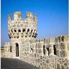 Castillo de Olmillos de Sasamón. El Castillo de la Flor de Lis.