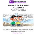 """""""Llega el frío"""" 3º programa de 3º temporada de Happy Family"""