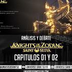 Knights of the Zodiac - Capitulos 1 y 2 - Análisis y Debate en Vivo.mp3