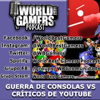 Guerra de consolas vs criticos de youtube | #12 | wbg podcast