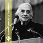 6- Dolores Ibarruri, la Pasionaria y su revolución impulsada por el discurso.