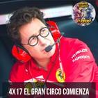 F1 bandera a cuadros 4x17 - arranca el gran circo el 5 de julio