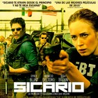Sicario ( #audesc Thriller. Acción. Drama 2015)