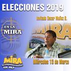 3 ELECCIONES 2019 entrevista a Oscar Muñoz G.. Candidato a alcalde de Mira por CREO lista 21