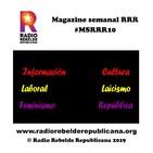 Magazine semanal RRR #MSRRR10