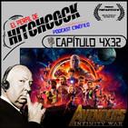 El Perfil de Hitchcock 4x32: Vengadores Infinity War, R.O.T.O.R., Especial Escenas Improvisadas y La patrulla perdida.