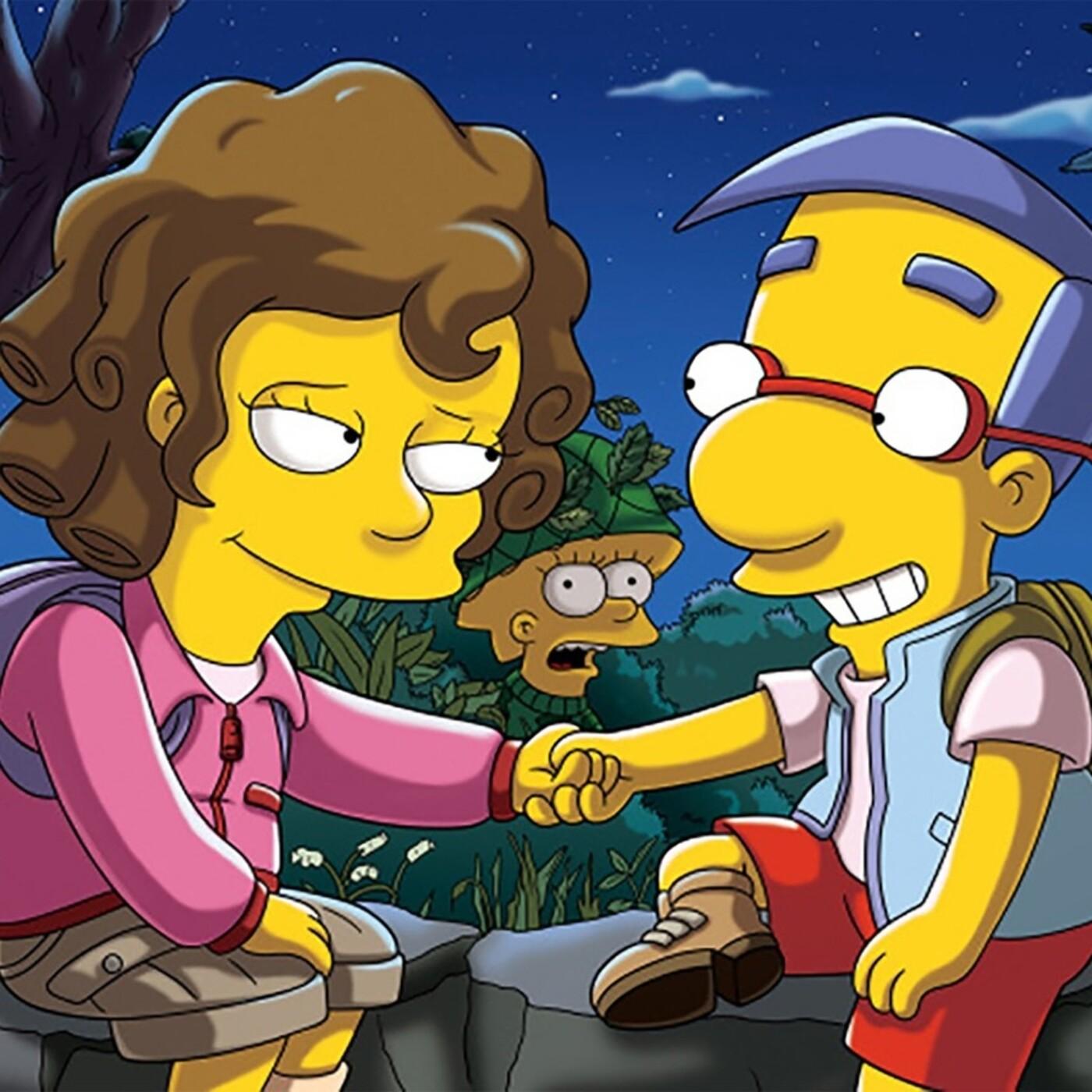 Los Simpson T 22 ep. 2, 3 (2010) #Animación #Comedia #Familia #peliculas #audesc #podcast