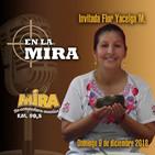 8 EN LA MIRA.- Entrevista con Flor Iralda Yacelga Morales, Psicóloga clínica y también practica terapias alternativas
