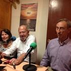 Entrevista Maria Jesus Mingot, Jose Elgarresta Y Carlos Guerrero.