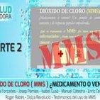 MMS ¿Medicamento o Veneno? - Congreso completo Barcelona 27 Febrero 2015 - PARTE 2
