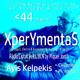 XperYmentaS_44. 26.02.19 Ayis Kelpekis +E.Circonite+M.Jordà. Presentación y música en vivo del invitado del programa,