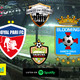 Royal Pari vs Blooming (Torneo Clausura 2018)