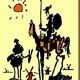Séptimo episodio omnibus del Quijote (capítulos del 31 al 35 de la primera parte)