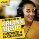ARIANN MUSIC (Parte 2): 11M de seguidores y + de 1.000M de views en RRSS
