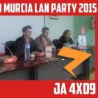 Jugadores Anónimos 4x09 Directo Murcia Lan Party