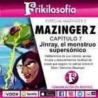 3x41. MAZINGER Z. Cap.07. Jinray, el monstruo supersónico