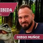 DINOSAURIOS, ARQUEOLOGÍA PROHIBIDA Y CRIPTOLOGÍA MODERNA con Diego Muñoz