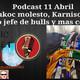 Podcast 11 Abril Kukoc molesto, Karnisovas nuevo jefe de bulls y mas cositas...