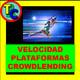 ESTUDIO VELOCIDAD DE CARGA - Plataformas de Crowdlending y Crowdfunding (Pagespeed)