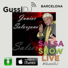 "GussiDJ SALSA SHOW LIVE - FREDDY ""JUNIOR"" SOLORZANO"