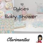 18. Dulces para Baby Shower
