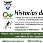 El debut en la radio. Radio Novela Historias de Riesgo Cap. 2