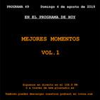 El Cronovisor. Programa 49. Mejores Momentos Vol. I